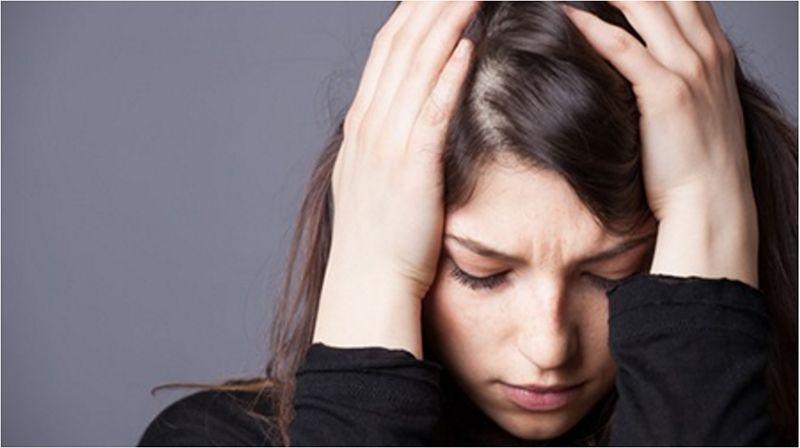 Lo âu ảnh hưởng nhiều tới sức khỏe