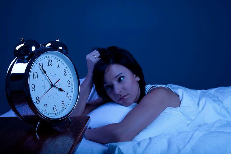 Giấc ngủ là điều ảnh hưởng đầu tiên khi bị lo âu