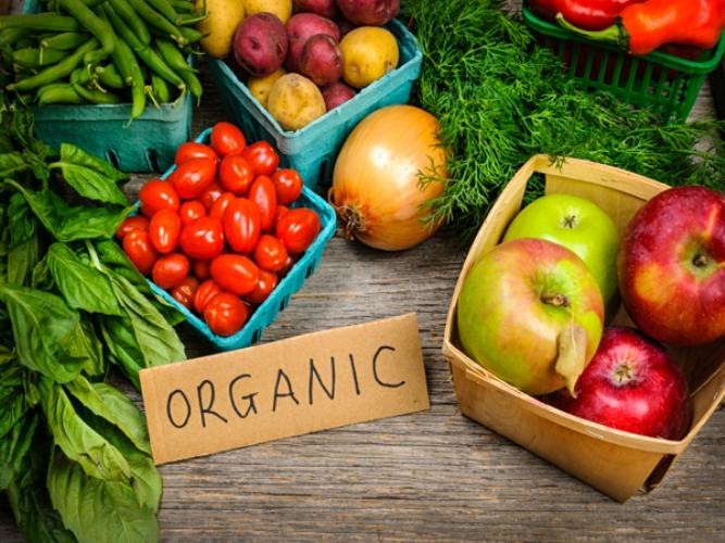 Thực phẩm hữu cơ vì sao lại thân thiện với môi trường? 1