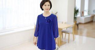 Cách ăn mặc thanh lịch cho phụ nữ tuổi 50