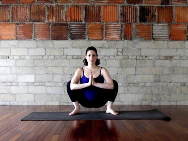 Thể dục giúp bà bầu 3 tháng cuối khỏe mạnh