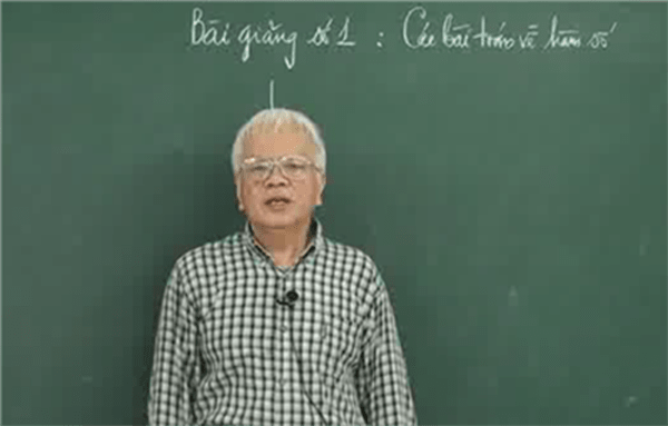 Thầy Phan Huy Khải
