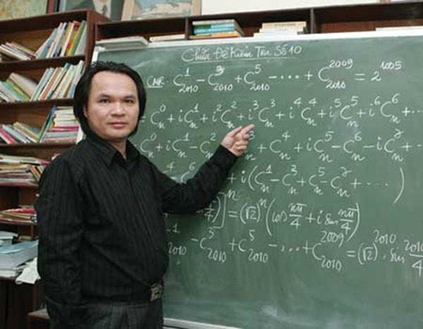 Thầy Lê Bá Trần Phương