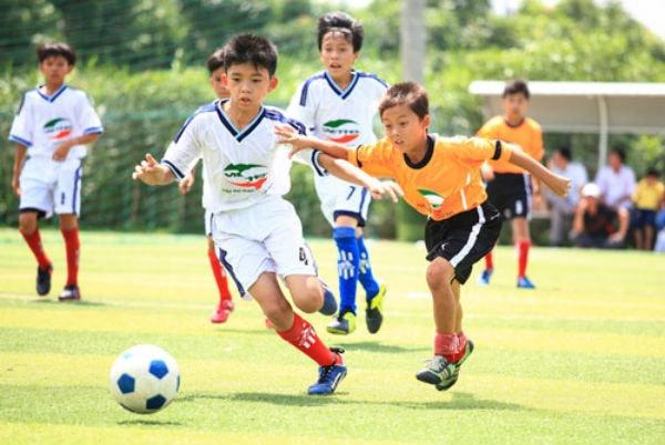 Thể thao là môn học không thể thiếu để bé phát triển về thể chất