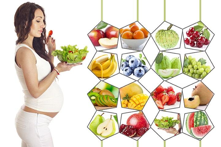 Xây dựng chế độ ăn uống khoa học, lành mạnh cho bà bầu