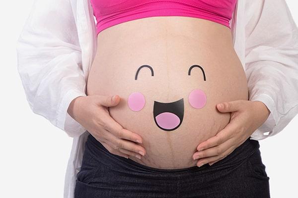 Phụ nữ mang thai nên giữ tinh thần thoải mái