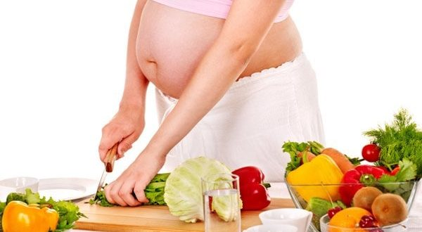 Bổ sung dưỡng chất hợp lý cho mẹ bầu 3 tháng cuối thai kỳ