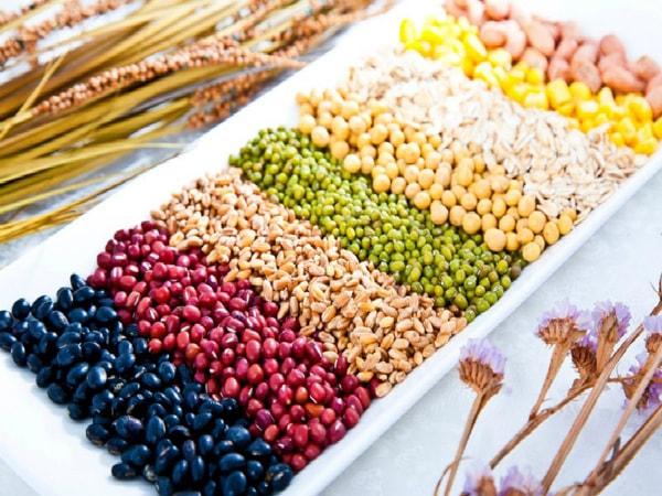 Tinh bột và ngũ cốc giúp thúc đẩy sự phát triển cân nặng của thai nhi