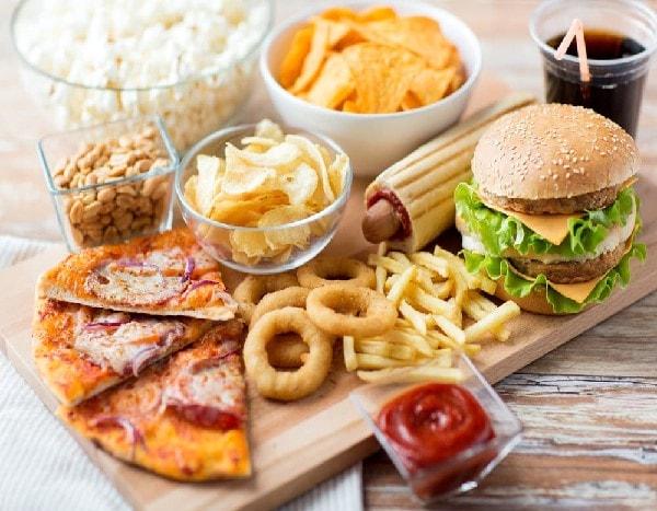 Hãy tránh xa các loại thức ăn nhanh này, nó không tốt cho phụ nữ sảy thai