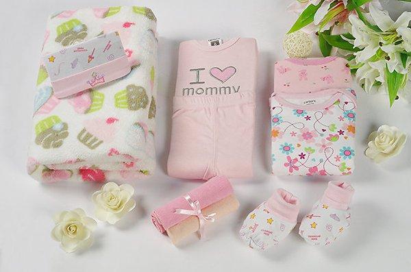 Hãy chuẩn bị đủ đồ dùng cho trẻ sơ sinh