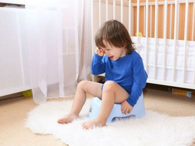 Trẻ bị tiêu chảy cấp do Rotavirut