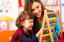 Cách dạy trẻ 3 tuổi học toán đơn giản mà hiệu quả