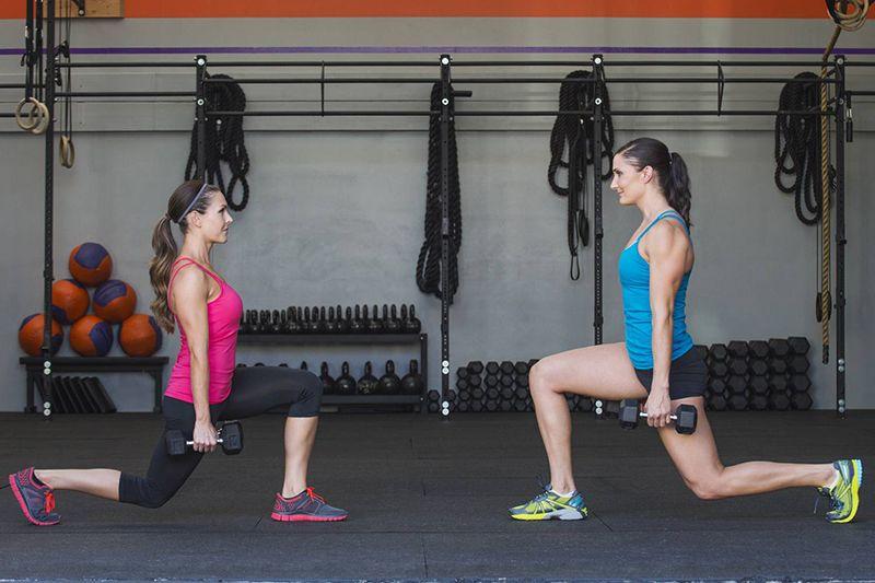 Bắt đầu tăng cường bài tập gym cho nữ từ tháng thứ 2
