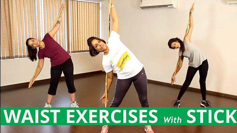 Động tácPVC Shoulder Stretch