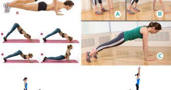 10 bài tập cardio giảm cân cho nữ nhanh, dễ thực hiện, không cần tạ
