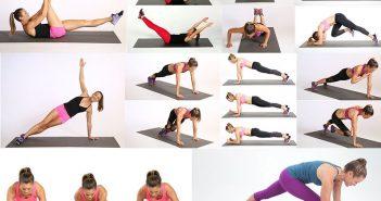 Những bài tập cardio đốt cháy năng lượng toàn thân trong 30 phút
