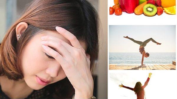 Mách bạn 4 cách trị đau đầu chóng mặt tại nhà hiệu quả