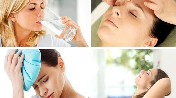 Cách chữa đau đầu 2 bên thái dương tại nhà hiệu quả