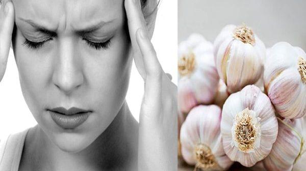 Mẹo chữa đau đầu bằng tỏi cho hiệu quả bất ngờ