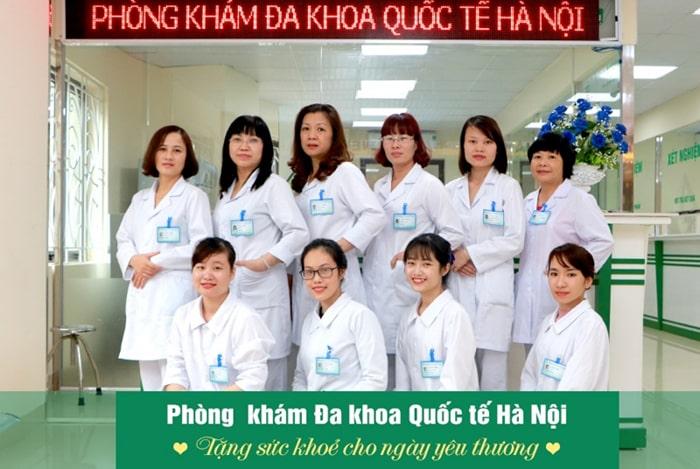 Đội ngũ y bác sĩ phòng khám nhiệt huyết, giàu kinh nghiệm, tài năng