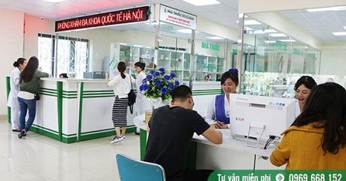 Cơ sở vật chất khám chữa bệnh hiện đại