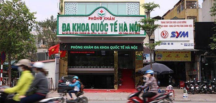 Phòng khám đa khoa quốc tế Hà Nội và những thông tin cần biết