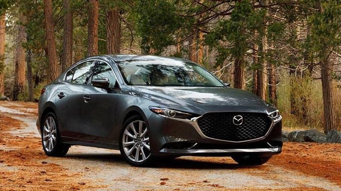 Dòng xe Mazda 3 với thiết kế ngoại hình bắt mắt động cơ tốt