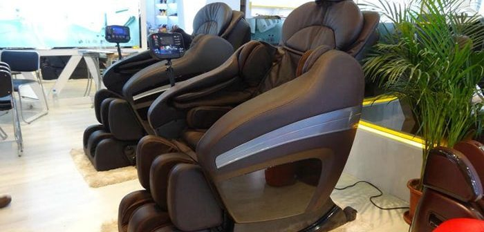 Ghế massage tại Bình Dương chất lượng chuyên nghiệp