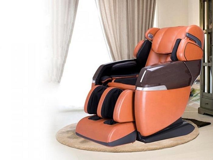 Ghế massage toàn thân tại Bình Dương