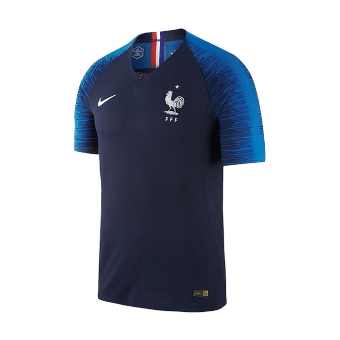 Áo bóng đá đội tuyển Pháp lấy ý tưởng từ tuyên ngôn nước Pháp