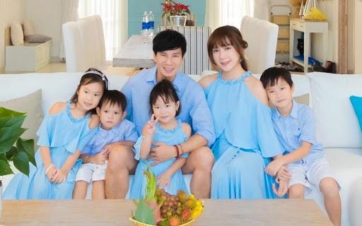 Minh Hà vẻ đẹp không tuổi và cách làm đẹp sau sinh