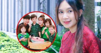 Hình ảnh Minh Hà 4 con mà vẫn đẹp như gái 18 tuổi