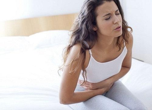 Rối loạn tiêu hóa khi hành kinh là tình trạng thường gặp ở phụ nữ
