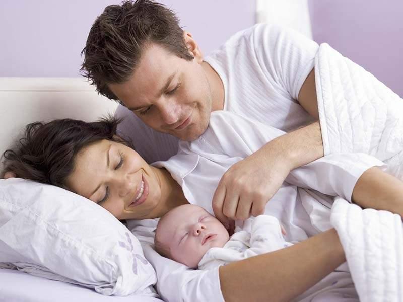 Chế độ thai sản dành cho nam giới khi vợ sinh con