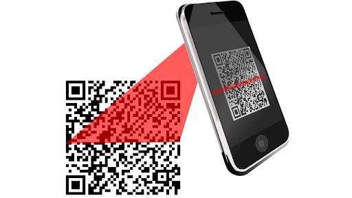 Sử dụng ứng dụng điện thoại để kiểm tra tem barcode 2D