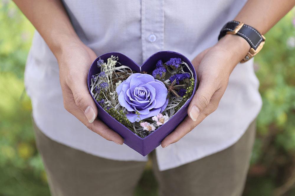 Lựa chọn thời điểm tặng hoa phù hợp