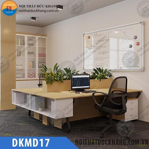 Cụm bàn làm việc 5 người DKMD17