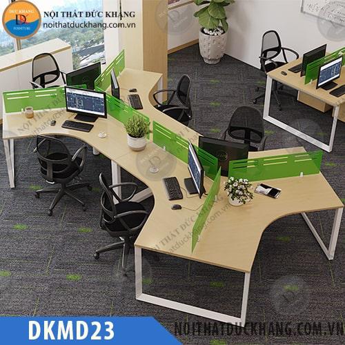 Cụm bàn làm việc 6 người DKMD23