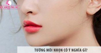 Tướng môi nhọn có ý nghĩa gì đối với vận mệnh con người?