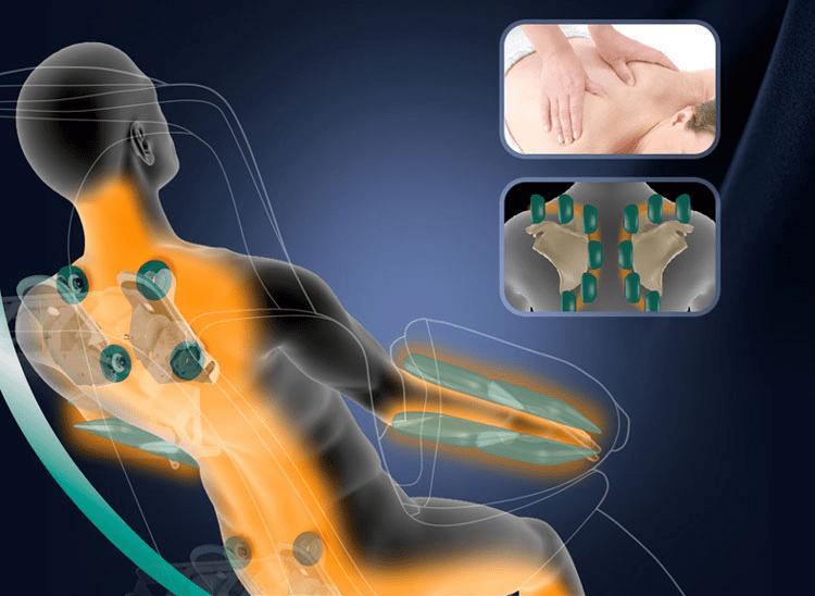 Người bị tai biến Sử Dụng Ghế Massage Toàn Thân Tốt Nhất