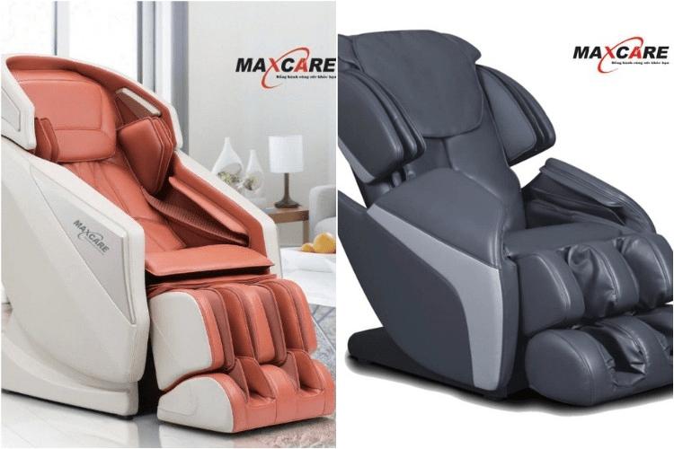 Thương hiệu ghế massage Maxcare