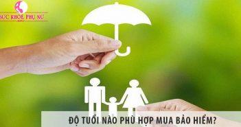 Đầu tư sức khỏe: Độ tuổi nào phù hợp mua bảo hiểm?
